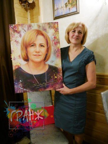 Портрет на заказ Волгоград